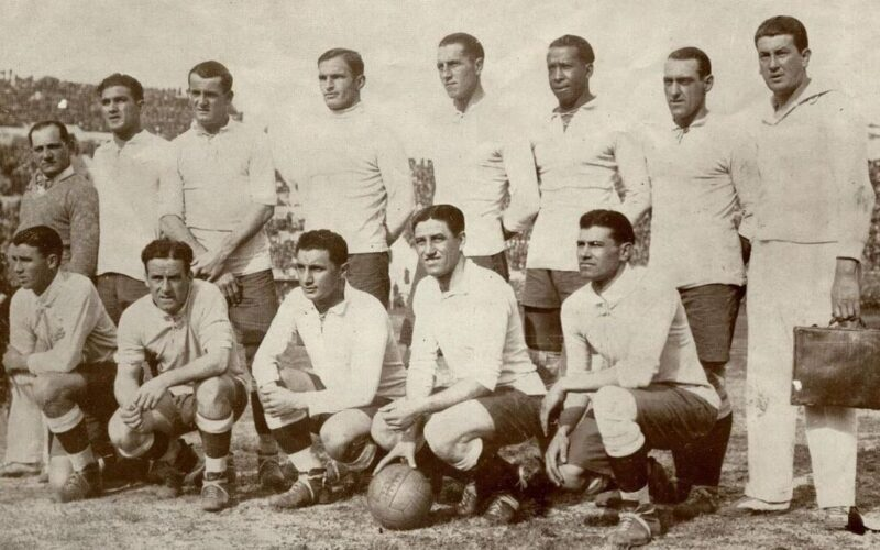 World Cup 1930 - Uruguay team